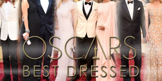 10 Best Dressed of the 86th Annual Academy Awards