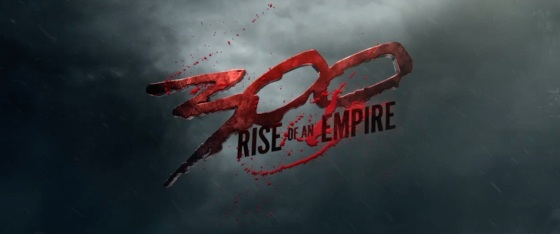 300 Rise of an Empire Title Movie Logo300 Rise of an Empire Title Movie Logo