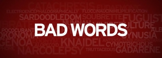 Bad Words Title Movie Logo