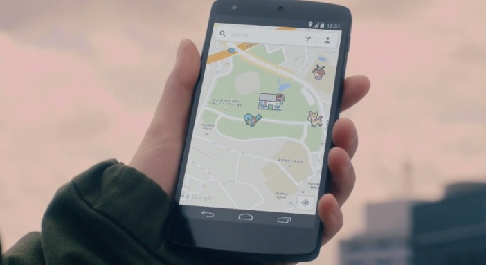 Become a Pokémon Master with Google Maps