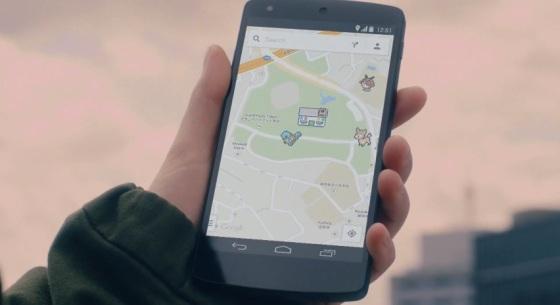 Become a Pokémon Master with Google Maps