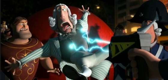Box Office Aftermath 'Mr. Peabody & Sherman' Puts a Stop to 'Need for Speed'