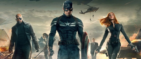 Captain America The Winter Soldier Movie Review