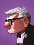 Carl from Up by Mike Mitchell Mondo SXSW 2014