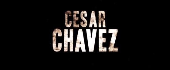 Cesar Chavez 2014 Title Movie logo