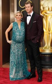 Chris Hemsworth 2014 Oscars Best Dressed