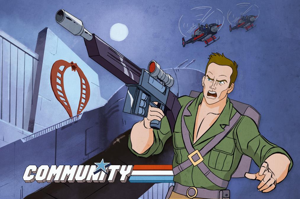 Community G.I. Joe Jeff Wingman
