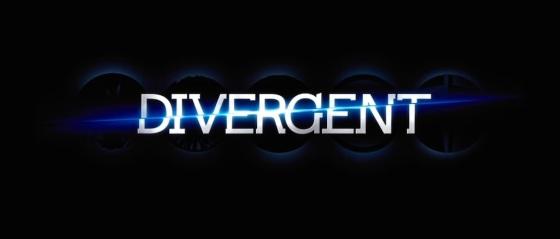 Divergent Movie Title Logo