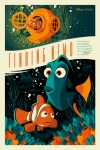 Finding Nemo by Tom Whalen Mondo SXSW 2014