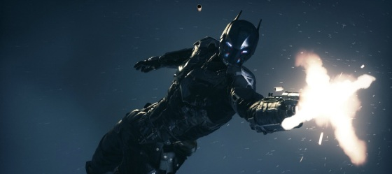 First Look 'Batman Arkham Knight' Title Character Villain Revealed