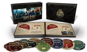 Harry Potter Hogwarts Collection 31 Discs