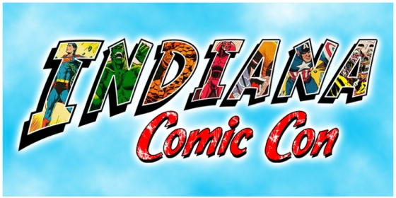 Indianapolis Comic-Con 2014 Logo