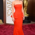 Jennifer Lawrence 2014 Oscars Best Dressed