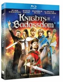 Knights of Badassdom BluRay Box Cover Art