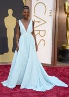 Lupita Nyong'o 2014 Oscars Best Dressed