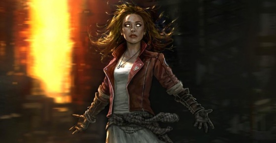 Marvel Studios Releases Scarlet Witch and Quicksilver Concept Art from 'Avengers: Age of Ultron'