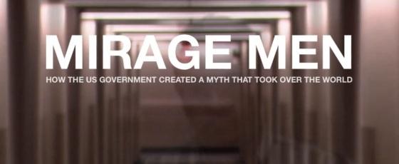 Movie Review 'Mirage Men'