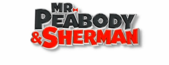 Mr. Peabody and Sherman Title Movie Logo