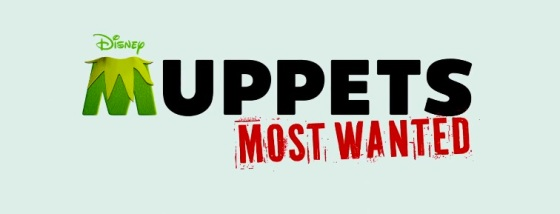 Muppets Most Wanted Title Movie Logo