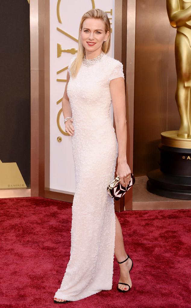 Naomi Watts 2014 Oscars Best Dressed