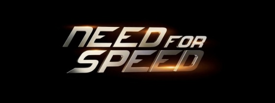 Need for Speed Title Movie Logo