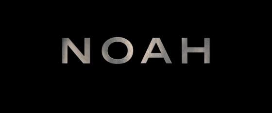 Noah 2014 Title Movie Logo