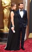 Olivia Wilde Jason Sudeikis 2014 Oscars Best Dressed