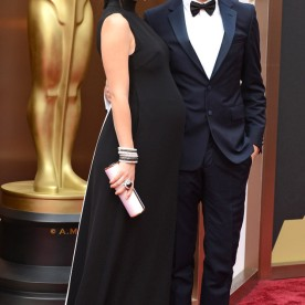 Olivia Wilde Jason Sudeikis 2014 Oscars Best Dressed
