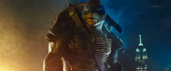 Teenage Mutant Ninja Turtles Movie 2014 Teaser Trailer