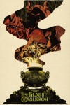 The Black Cauldron by Francesco Francavilla Mondo SXSW 2014
