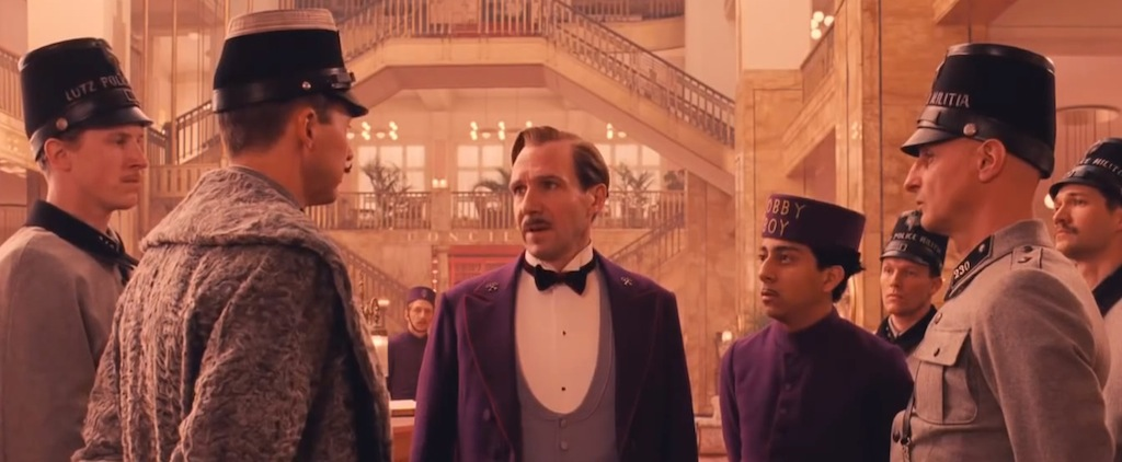 The Grand Budapest Hotel Gustave H