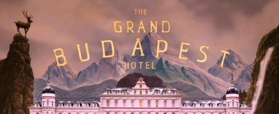 The Grand Budapest Hotel Title Movie Logo
