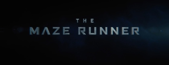 The Maze Runner Title Movie Logo