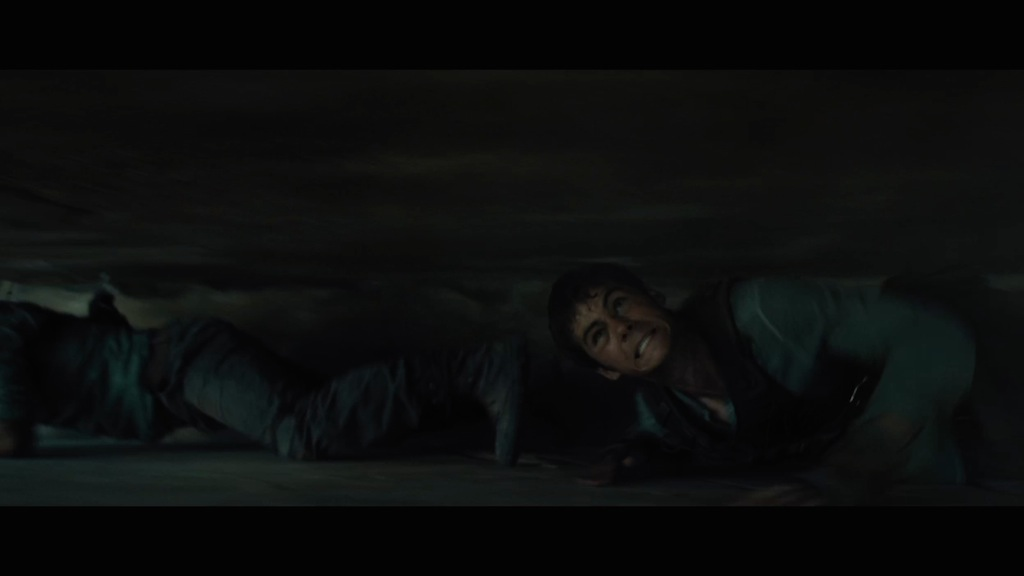 The Maze Runner Trailer Still Close Call