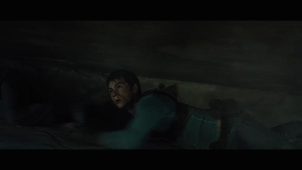 The Maze Runner Trailer Still Crawling