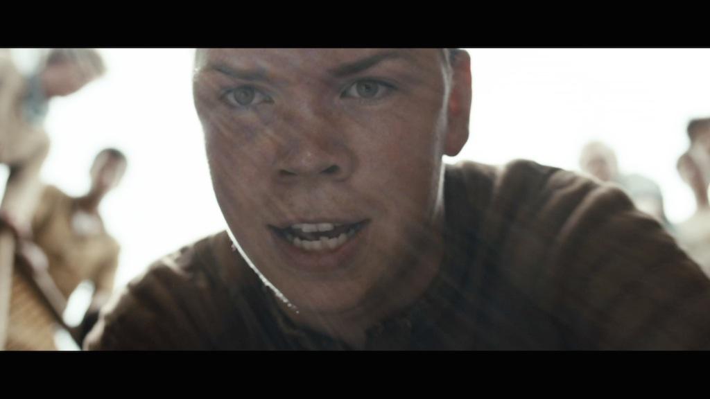 The Maze Runner Trailer Still Gally