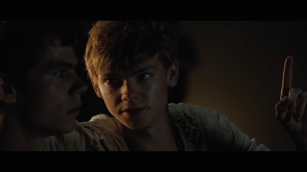 The Maze Runner Trailer Still Newt