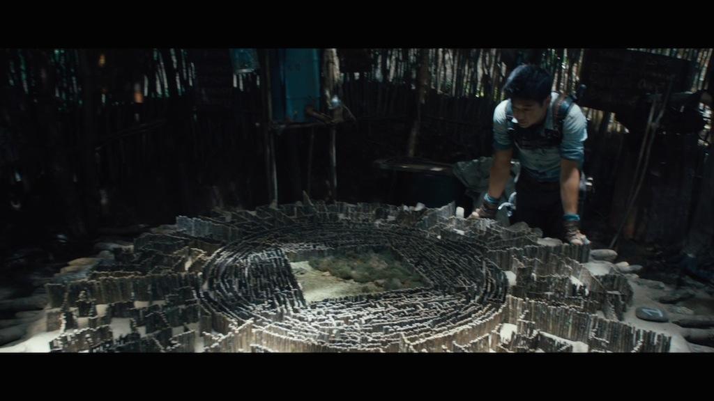 The Maze Runner Trailer Still Replica