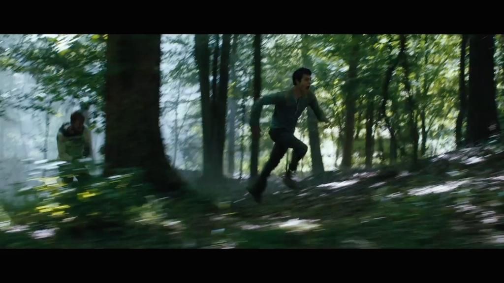 the maze runner trailer still running The Maze Runner sắp đến cùng đa dạng kiểu loại cuốn hút người xem