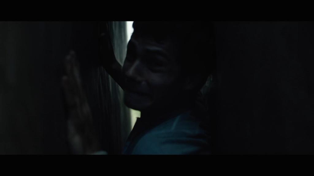 The Maze Runner Trailer Still Tight Squeeze
