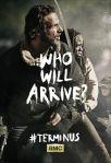 The Walking Dead Season 4 Finale Posters Rick Michonne Carl