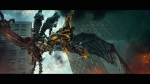 Transformers 4 Age of Extinction Movie Strafe and Bumblebee