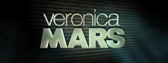 Veronica Mars 2014 Title Movie Logo