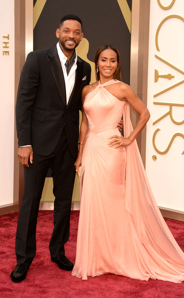 Will Smith 2014 Oscars Best Dressed