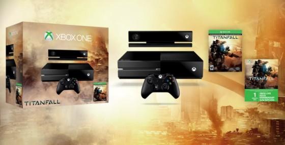 Xbox One Titanfall Bundle Pack