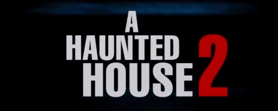 A Haunted House 2 Movie Title Logo 2014