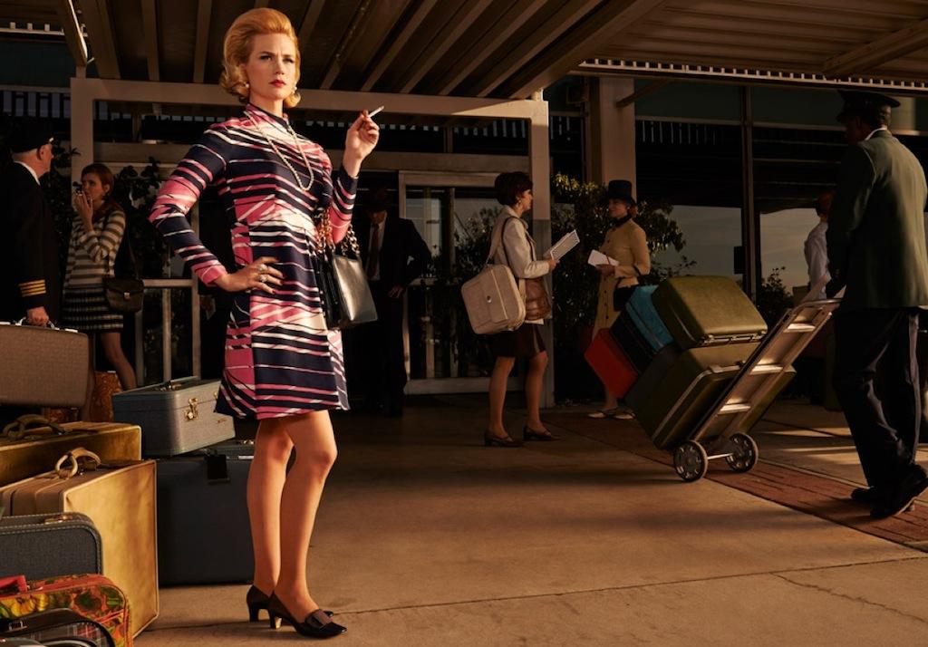 Betty Draper Francis Mad Men Season 7 Character Photos