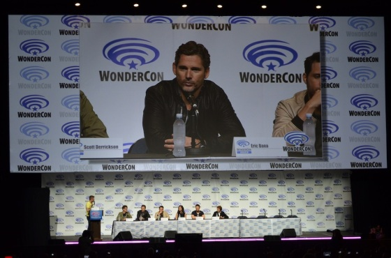 Deliver Us From Evil WonderCon Panel Eric Bana