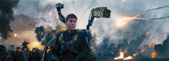 Edge of Tomorrow 2014 Summer Movie Preview