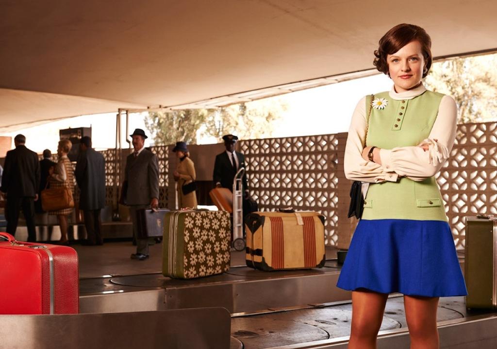 Elisabeth Moss Mad Men Season 7 Character Photos